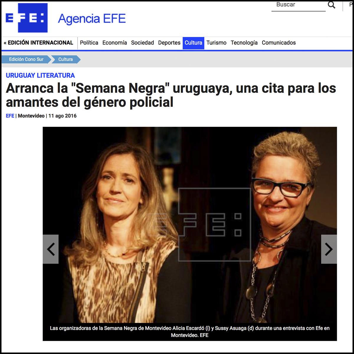 Agencia EFE: